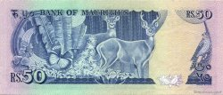 50 Rupees ÎLE MAURICE  1986 P.37a SUP