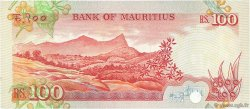100 Rupees ÎLE MAURICE  1986 P.38 SUP