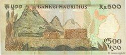 500 Rupees ÎLE MAURICE  1988 P.40a TTB