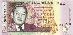 25 Rupees ÎLE MAURICE  1999 P.49 pr.NEUF