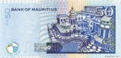 50 Rupees ÎLE MAURICE  2006 P.50var SPL+