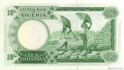10 Shillings NIGERIA  1967 P.07 pr.NEUF