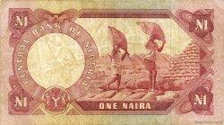 1 Naira NIGERIA  1973 P.15d TB