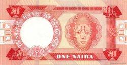 1 Naira NIGERIA  1979 P.19a pr.NEUF