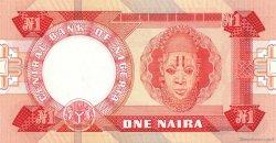 1 Naira NIGERIA  1979 P.19b NEUF