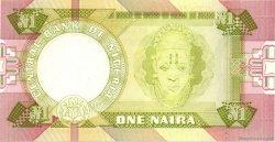 1 Naira NIGERIA  1984 P.23a NEUF