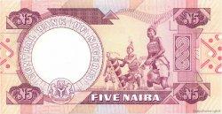 5 Naira NIGERIA  1984 P.24a NEUF
