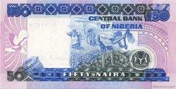 50 Naira NIGERIA  2005 P.27f pr.NEUF