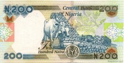 200 Naira NIGERIA  2000 P.29a pr.NEUF