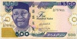 500 Naira NIGERIA  2005 P.30d SUP