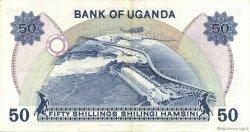 50 Shillings OUGANDA  1979 P.13a pr.SUP