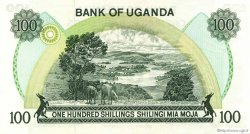 100 Shillings OUGANDA  1979 P.14b pr.NEUF