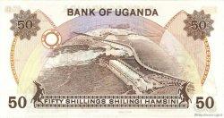 50 Shillings OUGANDA  1982 P.18a pr.NEUF