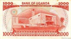 1000 Shillings OUGANDA  1983 P.23a SUP+