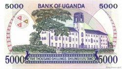 5000 Shillings OUGANDA  1986 P.24b NEUF