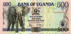 500 Shillings OUGANDA  1996 P.35a NEUF