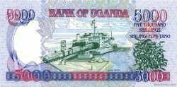 5000 Shillings OUGANDA  1993 P.37a pr.NEUF