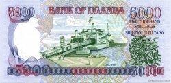 5000 Shillings OUGANDA  2005 P.44b NEUF