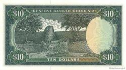 10 Dollars RHODÉSIE  1979 P.33c pr.NEUF
