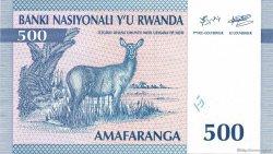 500 Francs RWANDA  1994 P.23 NEUF