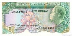 100 Dobras SAINT THOMAS et PRINCE  1989 P.060 NEUF