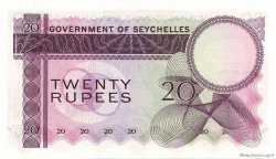 20 Rupees SEYCHELLES  1974 P.16c pr.NEUF