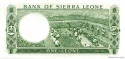 1 Leone SIERRA LEONE  1964 P.01a SUP+