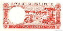2 Leones SIERRA LEONE  1970 P.02d pr.NEUF