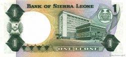 1 Leone SIERRA LEONE  1980 P.05c NEUF