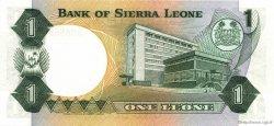 1 Leone SIERRA LEONE  1981 P.05d pr.NEUF