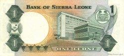 1 Leone SIERRA LEONE  1984 P.05e TTB+