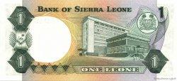 1 Leone SIERRA LEONE  1984 P.05e NEUF