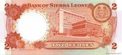 2 Leones SIERRA LEONE  1985 P.06h NEUF
