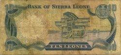 10 Leones SIERRA LEONE  1984 P.08c B