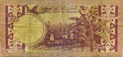 5 Shilin SOMALIE  1978 P.20A TB