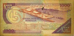 1000 Shilin SOMALIE  1990 P.37a TB
