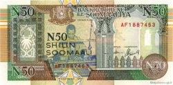 50 Shilin SOMALIE  1991 P.R2 NEUF