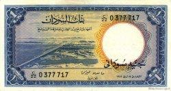 1 Pound SOUDAN  1961 P.08a SUP