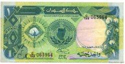 1 Pound SOUDAN  1985 P.32 SUP