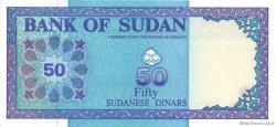 50 Dinars SOUDAN  1992 P.54c NEUF