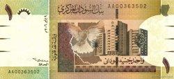 1 Pound SOUDAN  2006 P.64a NEUF