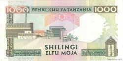 1000 Shilingi TANZANIE  1993 P.27b pr.NEUF