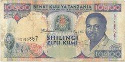 10000 Shilingi TANZANIE  1995 P.29 TB
