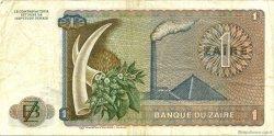 1 Zaïre ZAÏRE  1974 P.18a TTB+