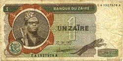 1 Zaïre ZAÏRE  1977 P.18b TB