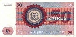 50 Zaïres ZAÏRE  1980 P.25a SUP+