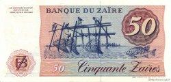 50 Zaïres ZAÏRE  1985 P.28b SUP