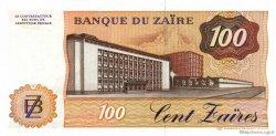 100 Zaïres ZAÏRE  1985 P.29b NEUF