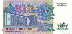 100 Zaïres ZAÏRE  1988 P.33a SUP