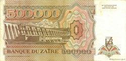 500000 Zaïres ZAÏRE  1992 P.43a TTB+
